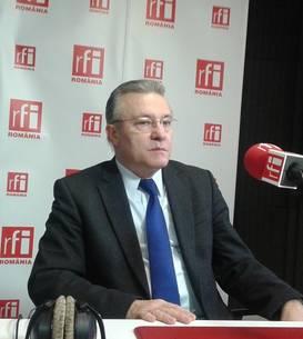 Cristian Diaconescu comentează conflictul din Orientul Mijlociu (Foto: arhivă RFI)