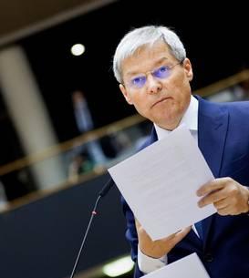 Dacian Cioloș va propune un Guvern minoritar USR (Sursa foto: Facebook/Dacian Cioloș)
