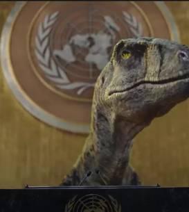 """Imagine extrasà din filmuletul video """"Don't choose extinction"""" realizat si prezentat de UNDP."""