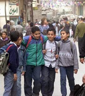 60 la sută din populaţia Egiptului are sub 30 de ani.