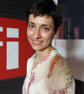 Oana Marinescu critică reacțiile isterice pe tema educației sexuale în școli (Foto: arhivă RFI)