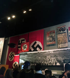Propaganda nazista, Yad Vashem