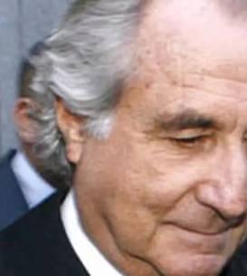 Bernard Madoff, în 2009.
