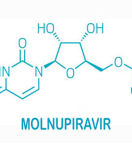 Molnupiravir, cunoscut anterior ca EIDD-2801, ar distruge SARS-CoV-2 în celule (este in faza de testare)