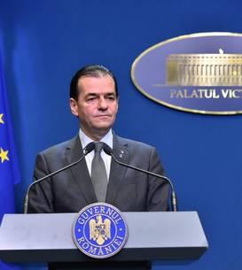 Premierul Ludovic Orban a anunțat, miercuri seara, la postul B1 TV, că şi angajaţii de la stat vor intra în şomaj tehnic.