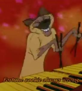 """Motan cântăreț, cu trăsături asiatice, în """"Pisicile aristocrate"""" (captură YouTube)"""