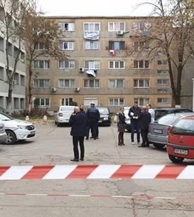 Mai mulți locatari ai unui bloc din Timișoara au ajuns la spital