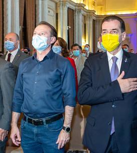 Ludovic Orban a pierdut alegerile din PNL, în fața lui Florin Cîțu (Sursa foto: Facebook/Ludovic Orban)
