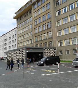 Fosta centralǎ Stasi din Berlin (Foto: William Totok)
