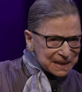 Ruth Bader Ginsburg a murit la vârsta de 87 de ani (Sursa foto: Facebook/Ruth Bader Ginsburg)