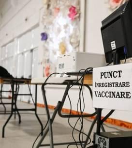 S-a ajuns la capacitatea maximă de vaccinare. Nu se mai fac programări.
