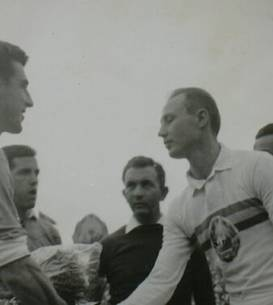 Francois Moncla și Viorel Morariu