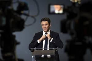 Benjamin Griveaux, principala victimă a scandalului politico-sexual declanşat de artistul rus Piotr Pavlenski