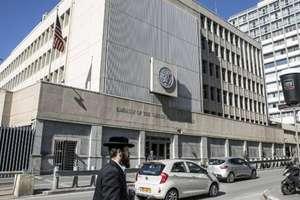 Ambasada Statelor Unite de la Tel Aviv