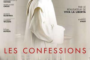 """Afisul filmului """"Confesiunile"""""""