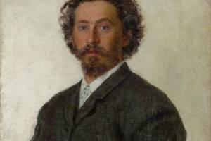 Ilia Repin, Autoportret, 1877