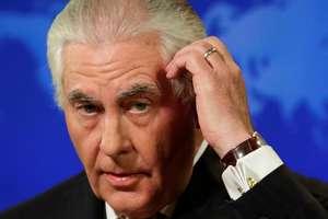 Seful diplomatiei americane, Rex Tillerson