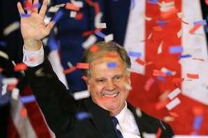 Democratul Doug Jones victorios în faţa republicanului Roy Moore.