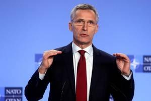 Jens Stoltenberg, secretarul general al Alianţei Atlantice
