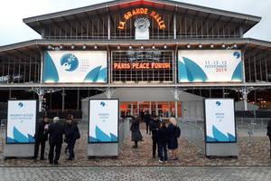 A doua editie a Forumului Pàcii de la Paris are loc la Grande Halle de la Villette