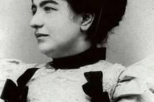Hélène Vacaresco / Elena Văcărescu, în 1890