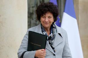 Frédérique Vidal, ministra Învăţămîntului superior, a Cercetării şi a Inovaţiei