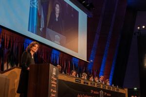 Audrey Azoulay, noua Directoare generalà Unesco, 13 noiembrie 2017