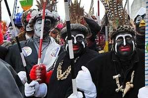 La carnavalul de la Dunkerque, în 2018, unii participanţi au stîrnit polemici prin modul în care s-au deghizat