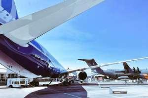 Boeing 787 Dreamliner - 19 iunie 2017, Salonul International al Aeronauticii si Spatiului, Paris