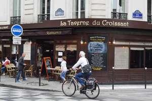 Bistrou parizian situat în cartierul în Montmartre