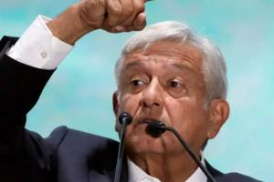 Preşedintele mexican Manuel Lopez Obrador.