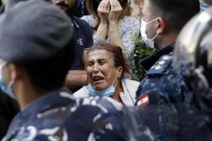 Beirut, mai 2020. Din octombrie 2019 manifestaţiile se multiplică în Liban pentru denunţarea imobilismului clasei politice.