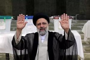 Ebrahim Raïssi, noul preşedinte al Iranului
