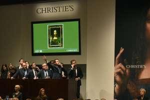 "Licitatia de la Christie's pentru a vinde ""Salvator Mundi"" al lui da Vinci a durat doar 19 minute dar a atins o sumà record"
