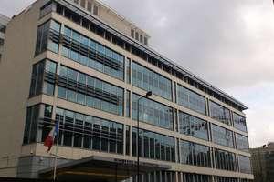 Sediul DGSI, serviciile de informatii interne franceze