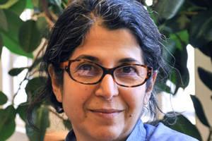 Cercetàtoarea franco-iranianà Fariba Adelkhah, în 2012. Ea a fost condamnatà acum la 5 ani închisoare, în Iran.