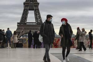 Francezii sunt înca departe de a-si relua viata de dinainte de pandemie.