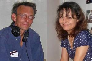 Claude Verlon si Ghislaine Dupont au fost ucisi în Mali în noiembrie 2013 de un grup de jihadisti.