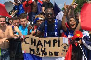 Franta castiga Campionatul Mondial de Fotbal 2018