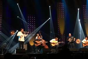 Violonistul Costel Nitescu invitat pe scena lui Jazz in Marciac de Trio Rosenberg, 12 august 2017