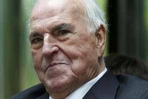 Fostul cancelar german Helmut Kohl, în 2013