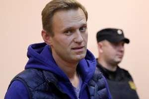 Liderul opozitiei ruse, Alexei Navalnîi la Tribunalul din Moscova, 24 septembrie 2018.