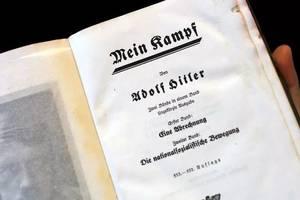 Manifestul lui Adolf Hitler, publicat prima datà în 1925, a intrat în domeniul public în 2016.
