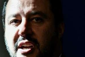 Ministrul italian de Interne, Matteo Salvini.