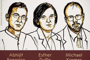 Cei trei laureati ai Nobelului pentru economie 2019