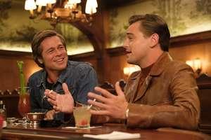"Brad Pitt si Leonardo DiCaprio interpreteazà rolurile principale în ""Once upon a time...in Hollywood"""