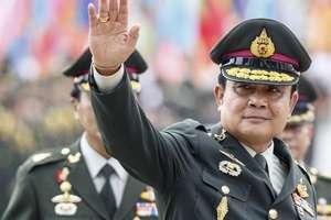 Generalul Prayuth Chan-ocha