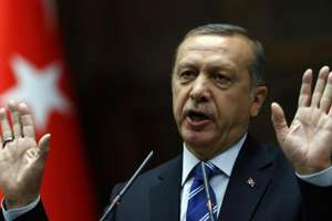 Presedintele Turciei, Recep Tayyip Erdogan
