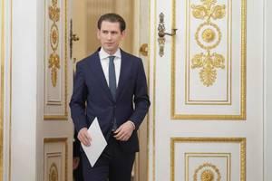 Sebastian Kurz și-a anunțat demisia sâmbătă, 9 octombrie 2021.