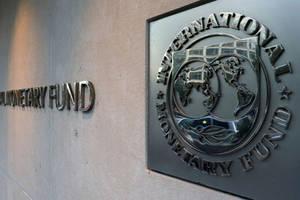 Sediul Fondului Monetar International, Washington.